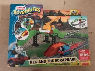 Thomas & Friends Adventures train track