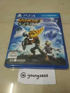 RATCHET&CLANK PS4 GAME