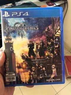 Kingdom Heart PS4