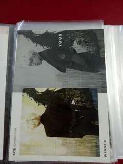 SEUNGYOON POSTCARD FATE NUMBER FOR