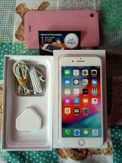 iPhone 8 Plus 256GB Silver Full Set SG Set
