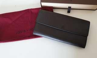 aab438ae007c Louis Vuitton Sarah NM2 Leather Wallet