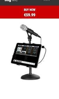 I Rig microphones