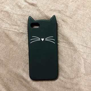 Iphone 5/5s/SE Meow Casing
