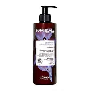 L'Oréal Botanicals Lavender Sensitive Scalp shampoo