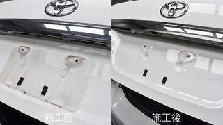 免沖水洗車液