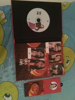 (SanaMomoTzuyu set) Twice Album Yes Or Yes