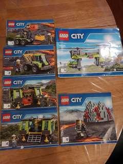 🚚 Lego City 60125