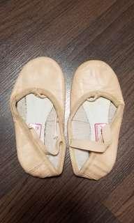 真皮芭蕾舞鞋size 17