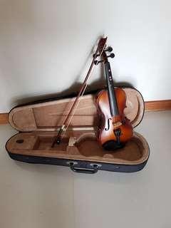 🚚 Violin 1/8