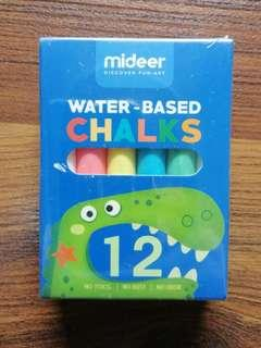 🚚 Water-Based Chalks