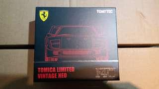tomytec f40 red
