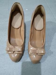 Jelly Shoes ___ Nude