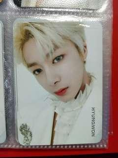 WTS MONSTA X PC WE ARE HERE