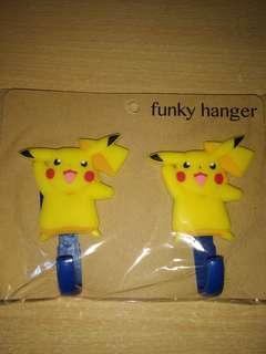 Pikachu hook/hanger