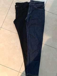 Ultra stretch jeans
