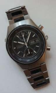 citizen  vintage automatic flyback chronograph