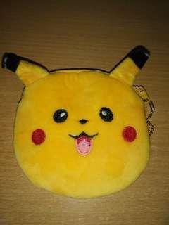 Pikachu/Pooh Coin Pouch