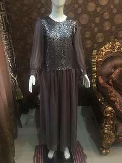 dress atasan dan rok
