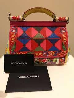 Dolce and Gabbana - Mini Sicily