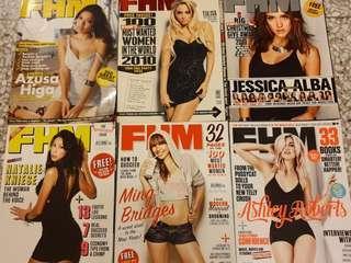 FHM Malaysia - Man's magazine