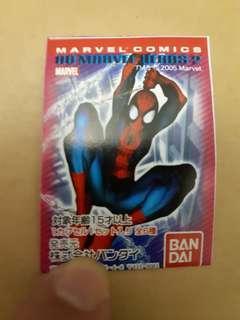 中古HG Marvel Heroes 2 扭蛋