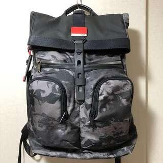 🚚 Tumi London Roll-Top Backpack