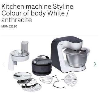 BOSCH kitchen mixer MUM52110