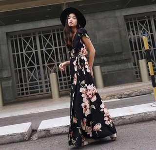 Supergurl's Ellie Floral Dress