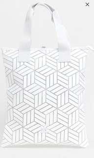 Adidas Geometric Shopper Tote