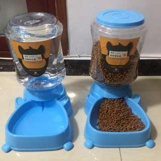 寵物飲水樽/糧食器