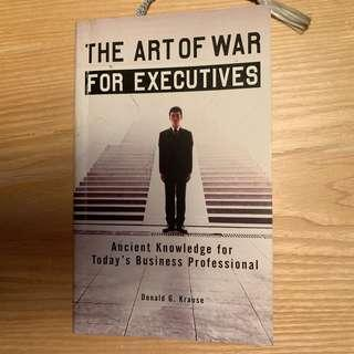 The Art of War for Executives - Donald G. Krause