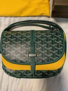 Goyard Belvedere 2 Bag PM ( Gorgeous Green)