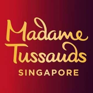 Madame Tussauds Singapore [E-ticket]