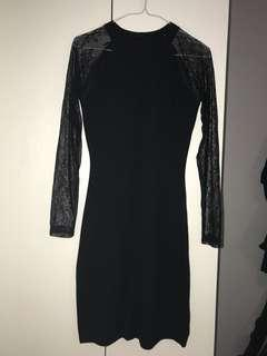 French connection little black dress 100%new!