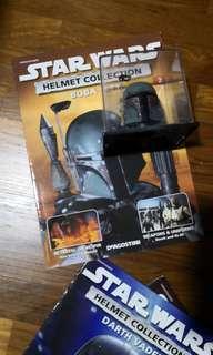 🚚 Starwars mini helmet Boba fett