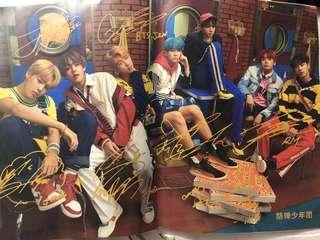 CLEARANCE: BTS UNOFFICIAL POSTERS