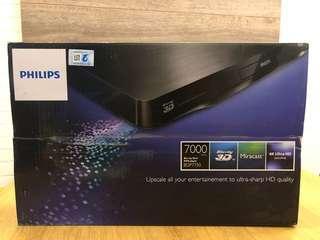 Philips blu-ray DVD player