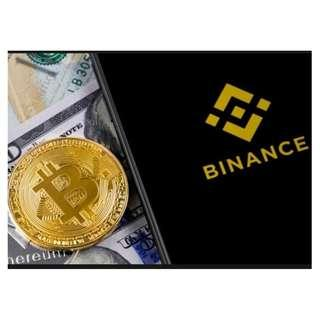 Binance Cryptocurrency Exchange- Buy Bitcoin, Ethereum, and Others with Credit Card/ Bank transfer!