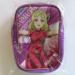 Love Live! Smartphone / Ezlink Pouch! MARI  - Casual Going Out Clothes - from Japan Official Aqours Sunshine!!