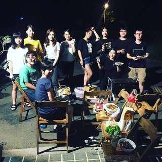 台南安平包棟民宿+烤肉+慶生聚會