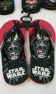 Star Wars Darth Vader Flip Flop