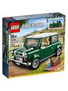 Creator Expert Mini Cooper lego
