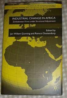 Industrial Change in Africa
