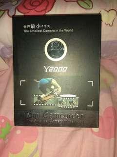世界最小的相機 拇指 相機(MAME-CAM )Y2000