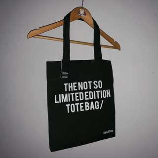 Folded and Hung Not So Limited Edition Tote Bag F&H