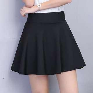 黑色蓬蓬短裙95%new