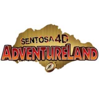 4D Adventure Land Sentosa [E-ticket]
