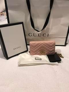 a0aece1528b Gucci marmont clutch crossbody