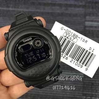 G-SHOCK G-001BB-1 Jason Robot ORIGINAL